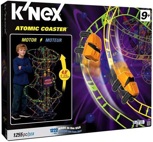 K'Nex Atomic Coaster Set #51441
