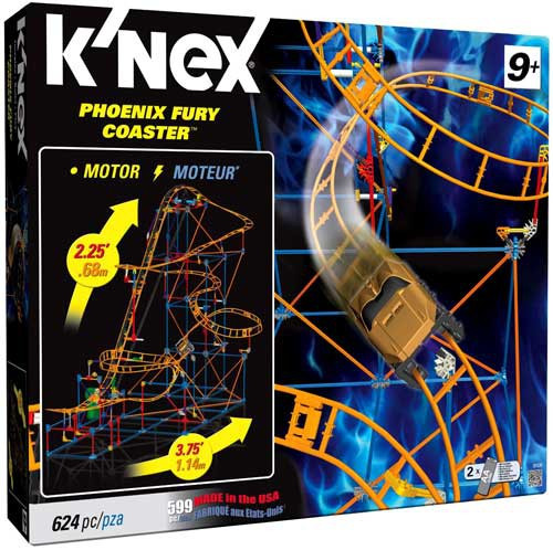 K'Nex Phoenix Fury Coaster Set #50538