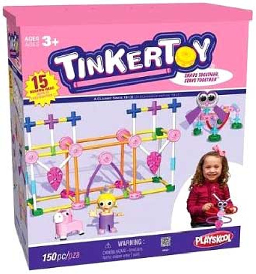 K'NEX Tinker Toy Pink Set #56541