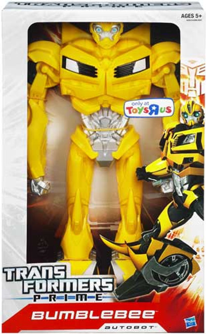 "Transformers Prime Exclusives Bumblebee Exclusive 16"" Action Figure"