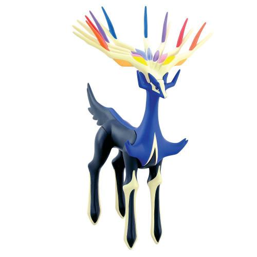 Pokemon XY Xerneas 7-Inch Articulated Vinyl Figure
