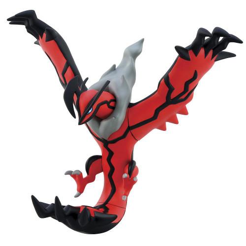 Pokemon XY Yveltal 7-Inch Articulated Vinyl Figure