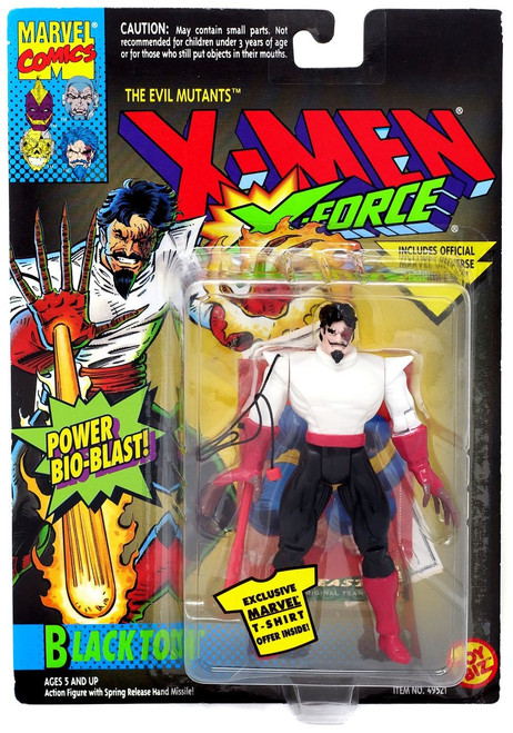 Marvel X-Men X-Force Black Tom Action Figure