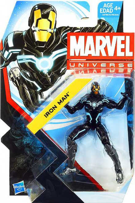 Marvel Universe Series 23 Iron Man Action Figure #18 [Zero-Gravity Armor]