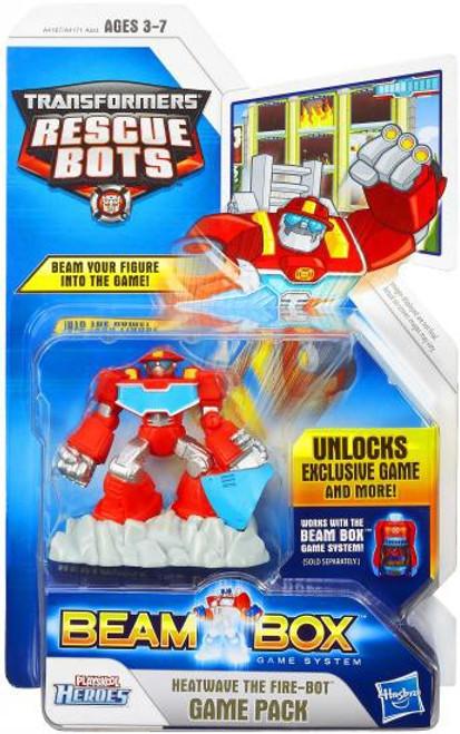 Transformers Playskool Heroes Rescue Bots Heatwave Game Pack