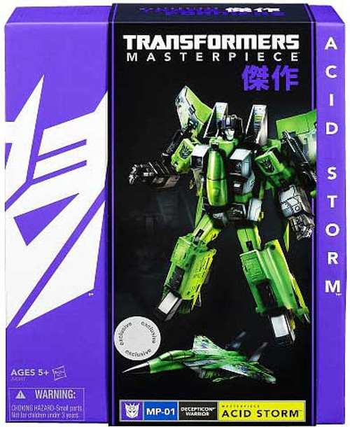 Transformers Masterpiece Acid Storm Exclusive Action Figure