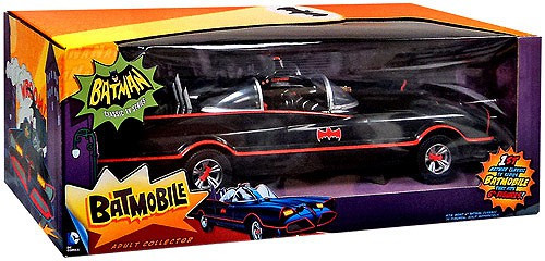 Batman 1966 TV Series 1966 Batmobile Exclusive Vehicle