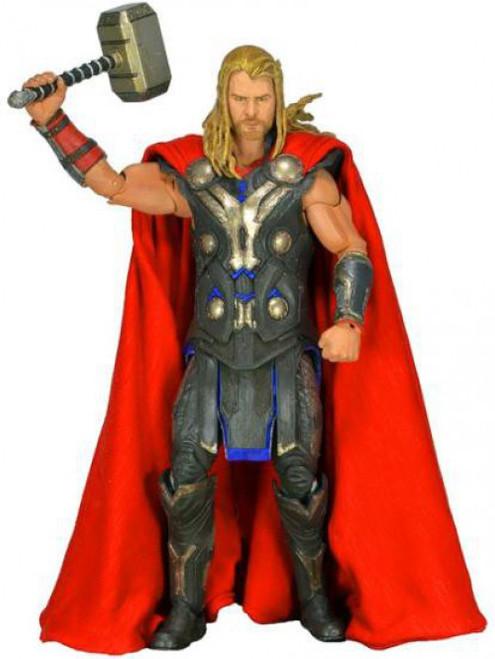 NECA Marvel Avengers Quarter Scale Thor Action Figure [Dark World]