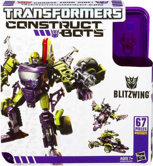 Transformers Construct-A-Bots Blitzwing Action Figure