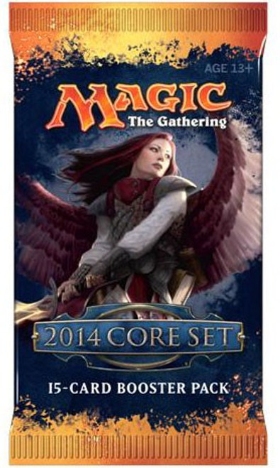 MtG Trading Card Game 2014 Core Set Booster Pack [15 Cards]