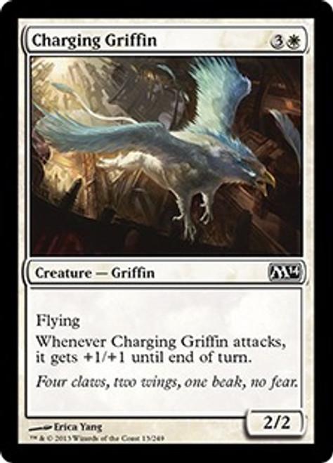 MtG 2014 Core Set Common Charging Griffin #13
