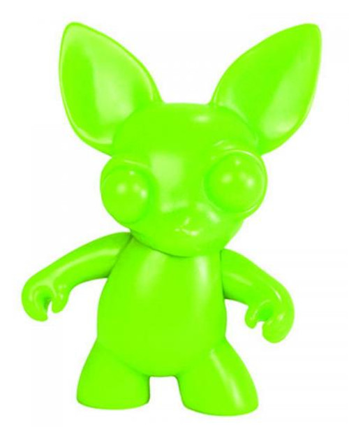 Mondo-Chi Spectrum Series Green Vinyl Figure
