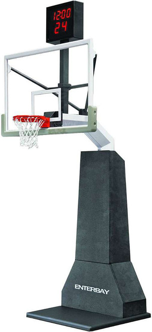 NBA Basketball Hoop & Shot Clock Action Figure Accessory