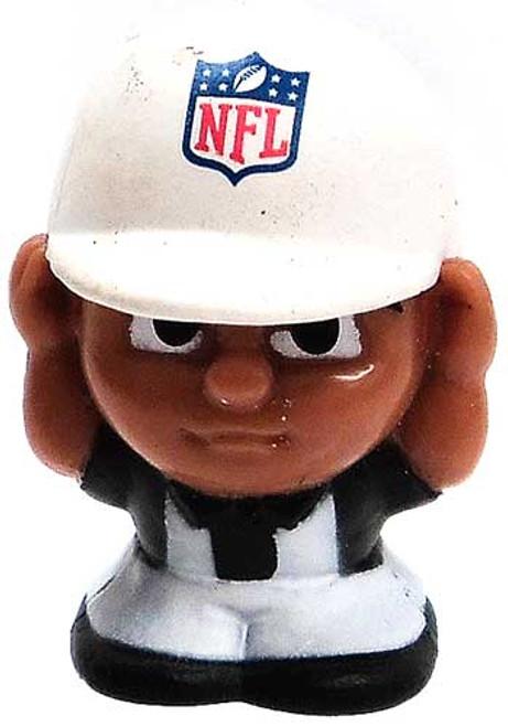 NFL TeenyMates Football Series 2 Referee Mini Figure [White Hat]