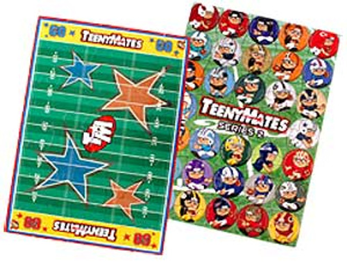 NFL TeenyMates Football Series 2 Running Backs TeenyMates Series 2 Running Backs Puzzle [35 pieces Loose]