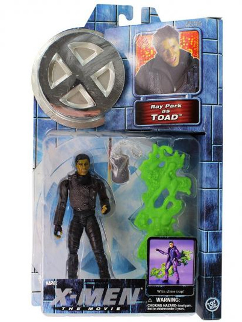 X-Men The Movie Ray Park as Toad Action Figure [Slime Trap & Dog Tag]
