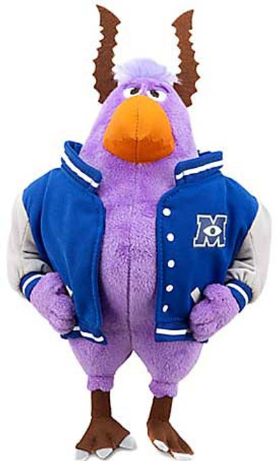 Disney / Pixar Monsters University Brock Exclusive 10-Inch Plush