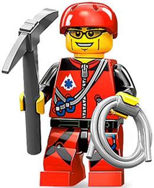 LEGO Minifigures Series 11 Mountain Climber Minifigure [Loose]