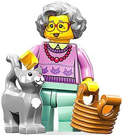 LEGO Minifigures Series 11 Grandma Minifigure [Loose]