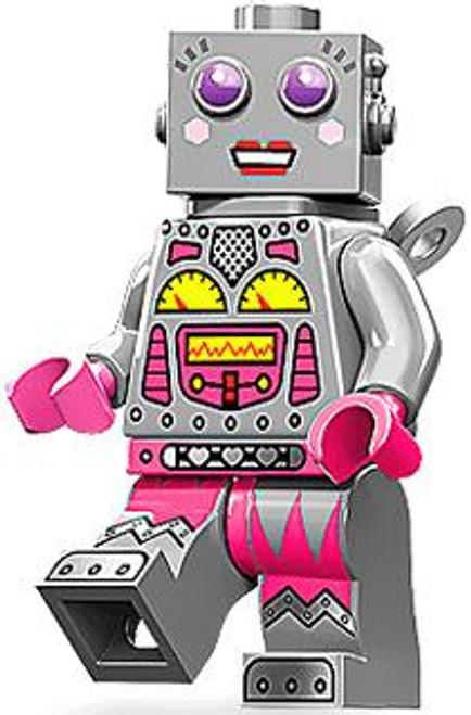 LEGO Minifigures Series 11 Lady Robot Minifigure [Loose]