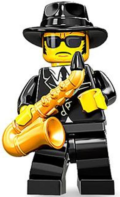 LEGO Minifigures Series 11 Saxophone Player Minifigure [Loose]