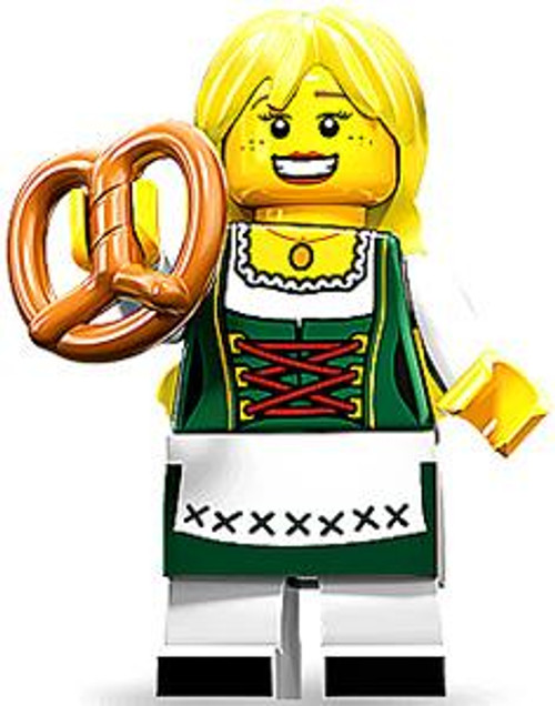 LEGO Minifigures Series 11 Bavarian Lady Minifigure [Loose]