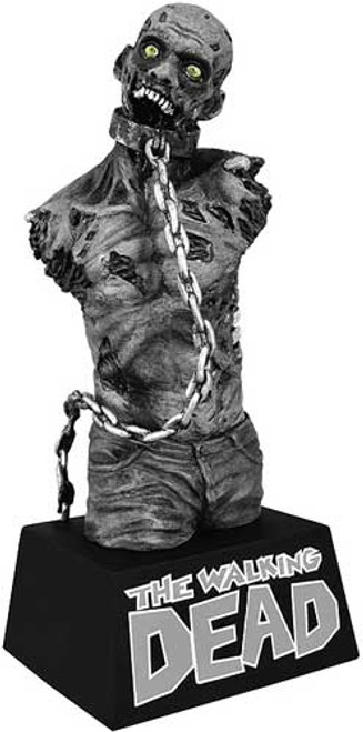 The Walking Dead Comic Staues & Busts Michonne's Pet Zombie Bust Bank [Black & White]