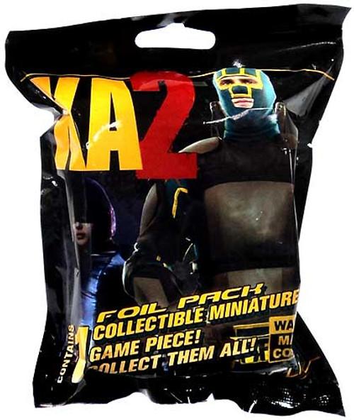 Kick-Ass HeroClix Kick Ass 2 Booster Pack [1 RANDOM Figure]