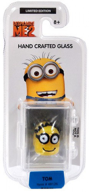 Despicable Me 2 Glassworld Tom 1-Inch Glass Figure