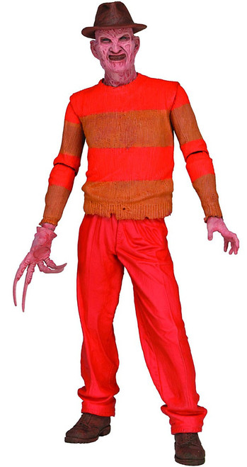 NECA Nightmare on Elm Street NES Freddy Krueger Action Figure