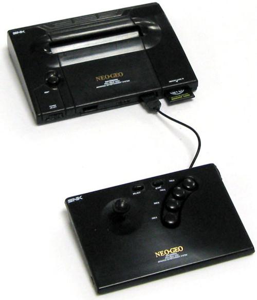Metal Slug A.R.T.S. Gashapon Neo Geo Console & Controller Model