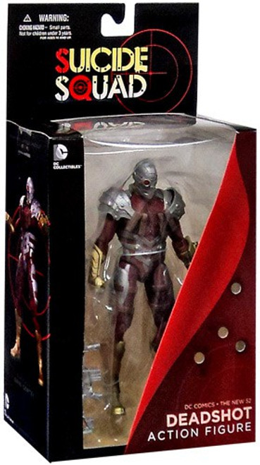 DC Suicide Squad The New 52 Deadshot Action Figure