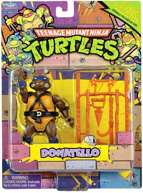 Teenage Mutant Ninja Turtles TMNT 1987 Retro Donatello Action Figure
