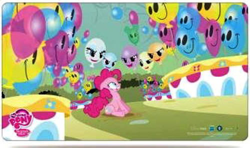 Ultra Pro My Little Pony Collectible Card Game Card Supplies Pinkie Pie with Balloons Play Mat