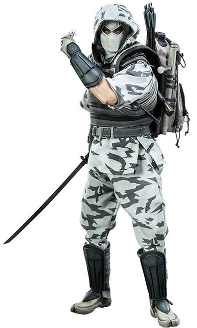 GI Joe Cobra Enemy Storm Shadow Collectible Figure [Camo Version]