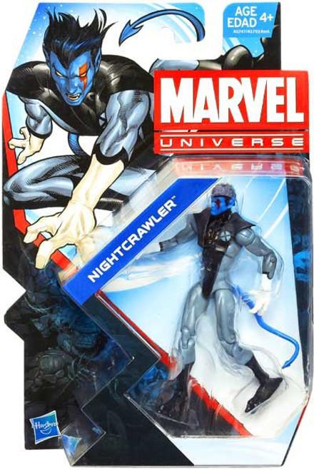 Marvel Universe Series 24 Nightcrawler Action Figure [X-Force]