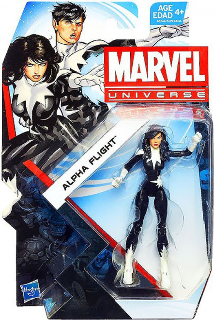Marvel Universe Series 24 Alpha Flight Action Figure [Aurora]