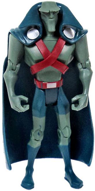 The Batman Shadow Tek Martian Manhunter Action Figure [Loose]