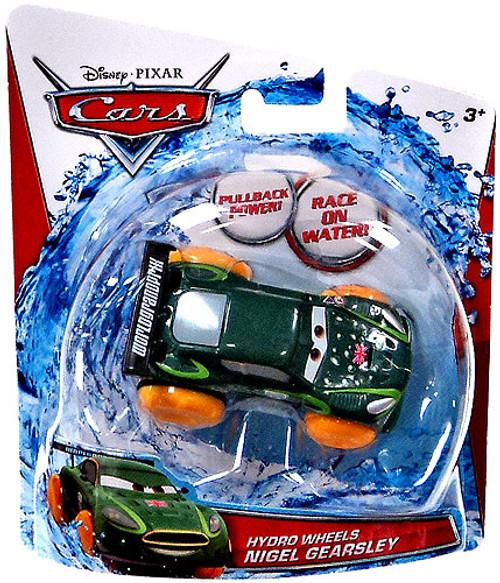 Disney / Pixar Cars Hydro Wheels Nigel Gearsley Plastic Car
