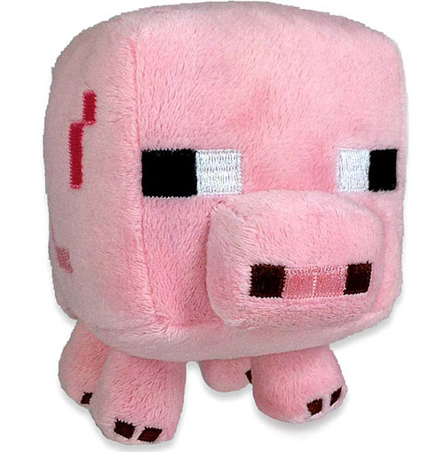 Minecraft Baby Animals Pig Plush
