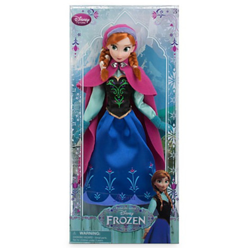 Disney Frozen Classic Anna Exclusive 12-Inch Doll [2013]