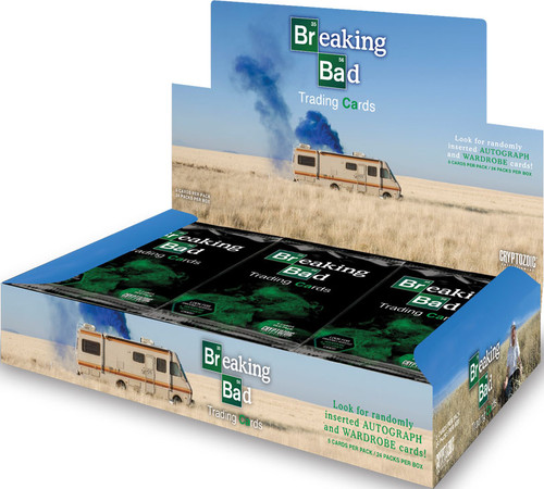 Breaking Bad Trading Card Box [24 Packs]