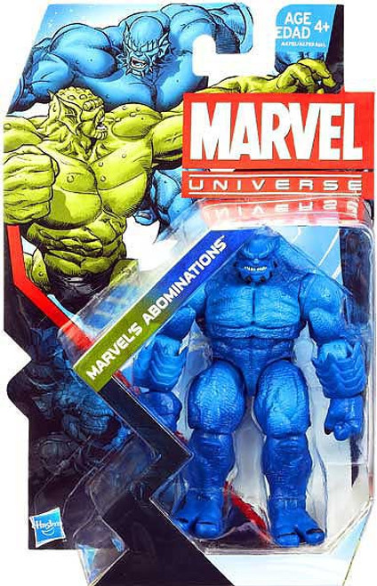 Marvel Universe Series 23 A-Bomb Action Figure #19
