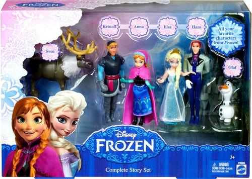 Disney Frozen Complete Story Set 3.75-Inch