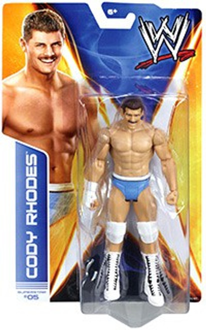 WWE Wrestling Series 35 Cody Rhodes Action Figure #5