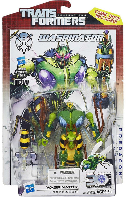 Transformers Generations 30th Anniversary Deluxe Waspinator Deluxe Action Figure