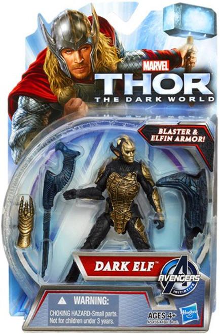Thor The Dark World Dark Elf Action Figure [Blaster & Elfin Armor]
