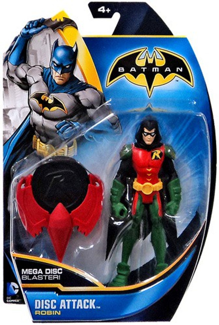Batman Robin Action Figure [Disc Attack]