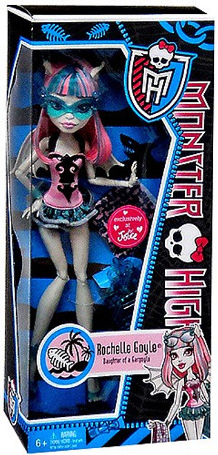 Monster High Swim Suit Rochelle Goyle Exclusive 10.5-Inch Doll