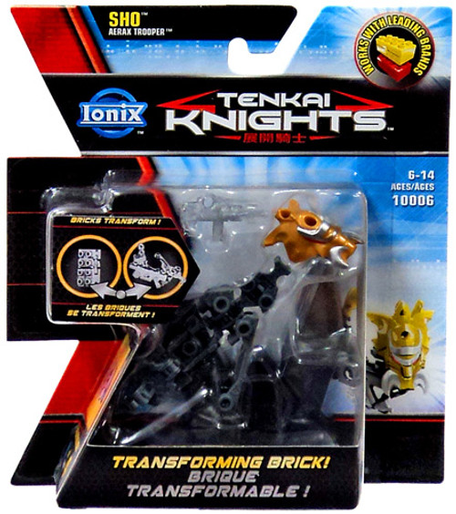 Tenkai Knights SHO Minifigure #10006